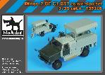 T35198 1/35 Dingo 2 GE C1 GSI conversion set