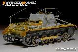 PE35764 WWII German Pz.Bef.Wg.I Command Tank (Sd.Kfz. 265) Basic (For Dragon 6218 / 6597)