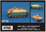 "35A07 Conversion & Zimmerit for StuG III G ""TRANSSEXUAL"""