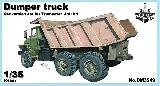 3549 URAL Dumper truck conversion