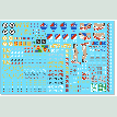 IMECH026A The Hopper Extra Decal Sheet