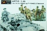 HF-715 The Black Watch in Tunisia(2) Figures