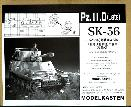 SK-56 Track for Pz.II D. Late