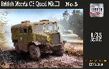 35400 1/35 British Morris C8 Quad  MK.III No.5