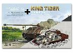 TS-037C Sd.Kfz.182 King Tiger (Porsche Turret) combo with Interior set