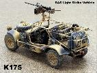 K175 SAS Longline Light Strike Vehicle