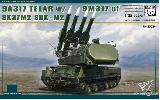 PH35034 9A317 TELAR w/9M317 of 9K37M2 BUK M2