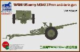 CB35147 WWII U S Army M3A1 37mm AT Gun