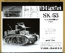 SK-53 Track for M3/5 Light Tank
