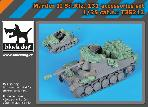 T35212 1/35 Marder II Sd.Kfz. 131 accessories set