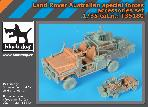 T35180 1/35 Land Rover Austrelian special forces accessories set