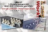 LW027C 1:35 scale Leopard 2A4, Batch 8, 4 + 4 Smoke Launchers