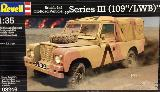 "03246 British 4x4 Off-Road Vehicle ""Series III (109""/LWB)"""