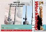 LW034B - 1:35 scale German Comrod Aerials