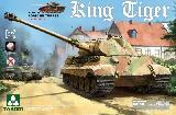 2074 Sd.Kfz.182 King Tiger Porsche Turret w/interior (no Zimmerit
