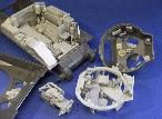 351268 SHERMAN M4A4 FIREFLY INTERIOR  Conversion for TASCA/ASUKA Sherman