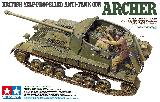 35356 British Anti Tank Gun Archer