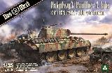 DW35011 1/35 Pzkpfwg. V Panther A late 2 in 1  (Sd.Kfz.171/268)