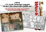 LW028 1:35 scale Canadian Leopard 2A4M CAM and 2A6M CAN update set