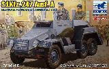 CB35095 Sd.Kfz. 247 Ausf. A German armored command car