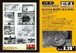 1404 - Black & White Old Maps - 1/35,1/24 and 1/72 scales