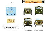 D35001 1/35 Hungarian Military Passenger cars in WWII