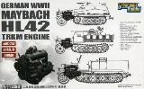 L3517 German WWII Maybach HL42 TUKRM Engine for Sdkfz.250, Sdkfz.11, Demag