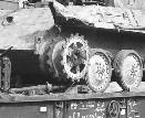 "RE35-327 Damage Drive wheels for ""Panther"" Tank"