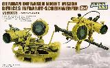 L3515 German Infrared Night-Vision Devices Infrarot-Scheinwerfer (2 in 1)