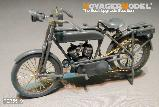 PE35519 WWI French Peugeol 1917 750cc cyl Motorcycle