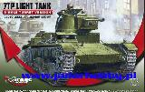 355001 7TP Polish Light Tank