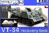 PS35276 VT-34 Recovery tank (for Academy)