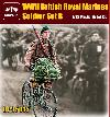35015 WWII British Royal Marines soldier set B