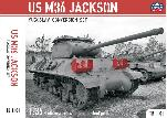 TB1101 - US M36 Jackson - Yugoslav Conversion Set