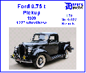 35122 Ford 0.75 ton Pickup 1939