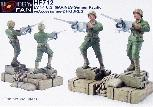 HF-712 LVT-4 U.S. Marines Gunner Pacific w/Accessories - 2 figures