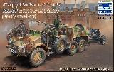 CB35133 German Krupp Protze Kfz.69 (Early Version) with 3,7cm Pak36