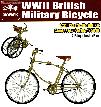 35010 WWII British Military Bicycle