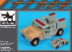 T35184 Hummer Mini Pumper Conversion Set