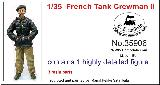 35906 French Tank Crewman figures
