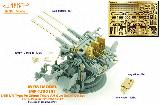 IMP-13501R1 IJN Type 96 25mm Triple AA Gun Detail Up set