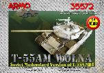 35572 - T-55AM WOLNA - Soviet modernization of T-55A