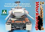 LW045 - 1:35 scale Finnish Leopard 2 Marksman Self-propelled Anti-aircraft Gun