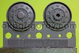35003 1/35 Wheels for T-64, type 1