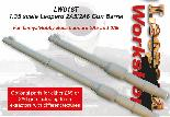 LW018T Leopard 2A5/2A6 Gun Barrel (for Tamiya/Hobby Boss)