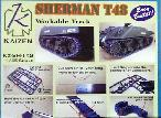 KZ-SH-T48 Sherman T-48 Workable track