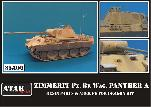 35A06 Zimmerit Pz.Bef. Wag. PANTHER A
