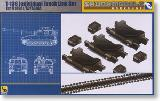 SW35001 T-136 Crawler Track for M109A1/A2/A3/A4