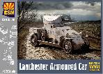 CSM35001 Lanchester Armored Car