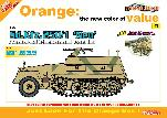 9149 Sd.Kfz.250/1 'NEU' Armored Personnel Carrier + Armored